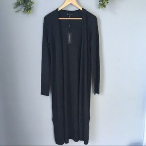 NWT Cable & Gauge Long Cardigan